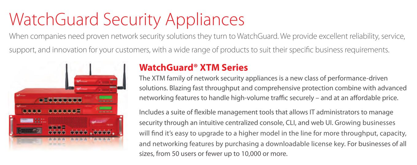 Watchguard Business Solutions Of Springfield Mo